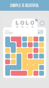screenshot of LOLO : Puzzle Game version 1.07