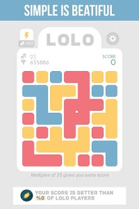 screenshot of LOLO : Puzzle Game version 3.13