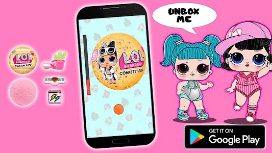 Download LQL Surprise Dolls Unbox Eggs:Lol collectible Game 1.1 APK