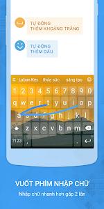 screenshot of Laban Key Go Tieng Viet version Varies with device