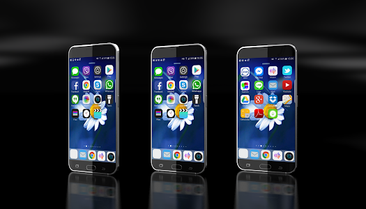 Download Launcher Theme for iPhone 7 2.1 APK