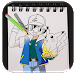 Download Learn How to Draw Pokemon Trainers 1.0 APK