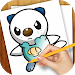 Download Learn to Draw Manga Monsters 1.02 APK