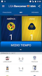 Download Liga Bancomer MX App Oficial 1.60 APK
