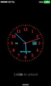 Download Live Clock Lock screen 1.0.4 APK
