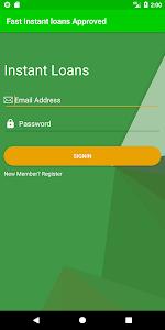 screenshot of Loans: Instant Emergency Mpesa Loans Kenya version 1.2