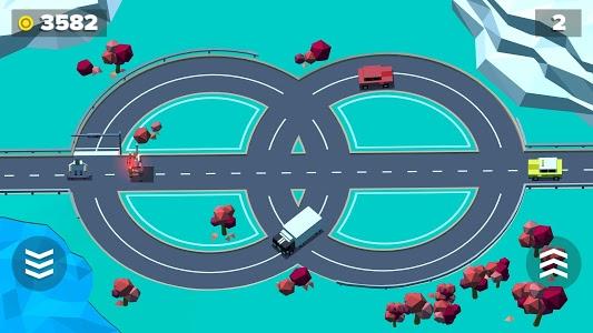 screenshot of Loop Drive 2 version 1