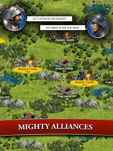 Download Lords & Knights - Medieval Building Strategy MMO 7.1.0 APK