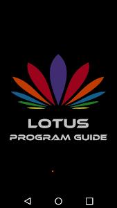 Download Lotus Program Guide 1.2 APK