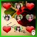 Love Pattern Lock Screen