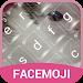 Download Lovely Kitten Bubble Keyboard Theme for Snapchat v1.0 APK