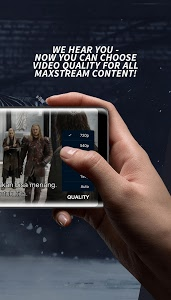 Download MAXstream - Stream Live Sports, TV Shows & Movies 1.2.6 APK