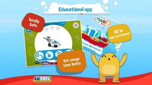screenshot of Magic Kinder Official App - Free Kids Games version 6.0.57
