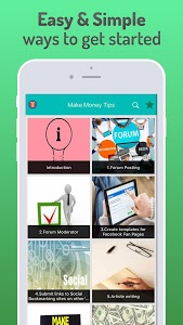 Download Make money free - Work at home & online jobs 1.15 APK