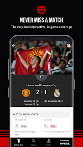 Download Manchester United Official App 6.2.1 APK