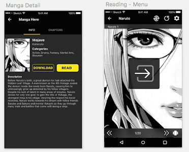 Download Manga Reader 2.0 R 1.7.0 APK