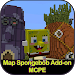 Map Spongebob Addon for MCPE