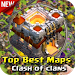 Download Maps For Clash of Clans 2017 1.1.1 APK