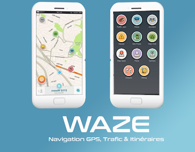 Download Maps Waze Traffic , GPS , navigation ,alerts Tips 1.0 APK