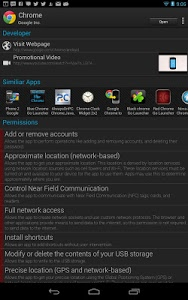 screenshot of Market Helper version 1.1