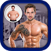 Download Men Body Styles SixPack tattoo - Photo Editor app 1.30 APK
