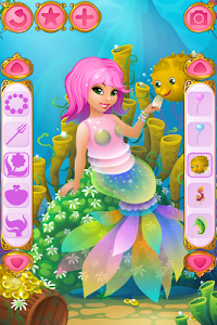 screenshot of Mermaid Dress up for Girls version 1.1.9