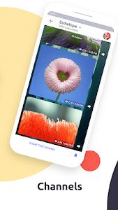 screenshot of TamTam Messenger - free chats & video calls version 2.4.0