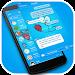 Download Messaging7 theme for Doraemon1 1.8 APK