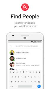 screenshot of Messenger Lite: Free Calls & Messages version 42.0.0.9.189