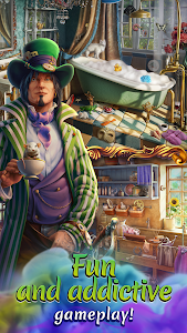 screenshot of Alice in the Mirrors of Albion version 5.8