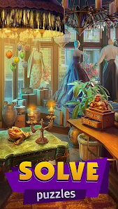 screenshot of Alice in the Mirrors of Albion version 7.7.1