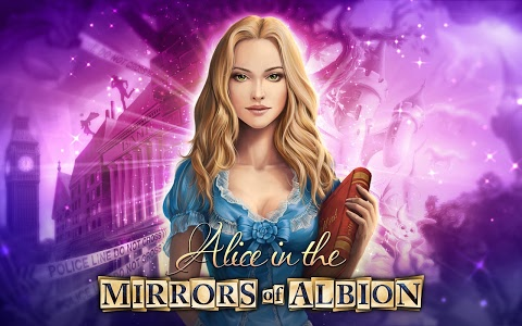 screenshot of Alice in the Mirrors of Albion version 3.6.1