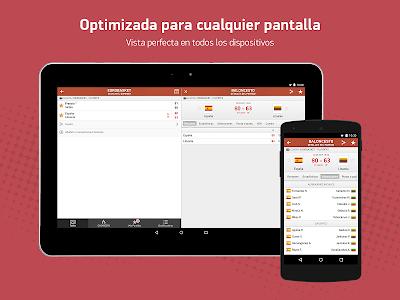 screenshot of Mis Marcadores version 2.9.0