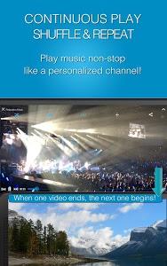 screenshot of MixerBox: Unified Music Player version 3.57