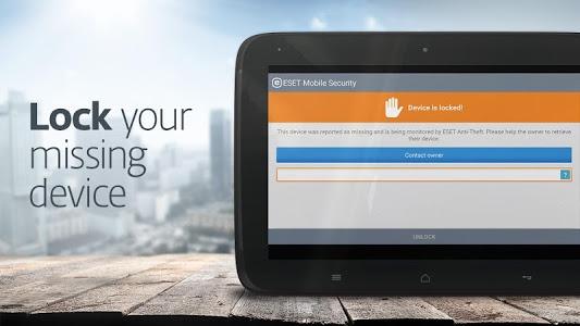 screenshot of Mobile Security & Antivirus version 3.2.60.0