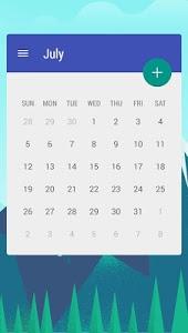 Download Calendar Widget: Month 2.14.18.10.01 APK