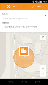 screenshot of Motorola Alert version 1.02.53
