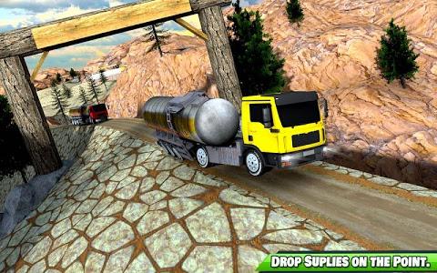 Download Mountain Oil Cargo Heavy Trailer Truck 1.0 APK