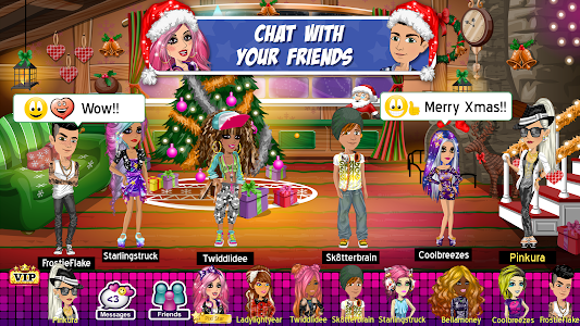 screenshot of MovieStarPlanet version 30.0.1