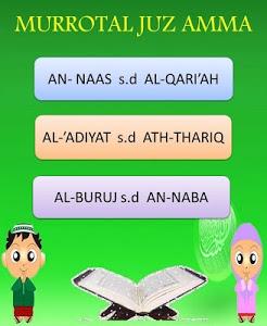 Download Juz amma mp3 offline - terjemahan bahasa indonesia 1.0.5 APK