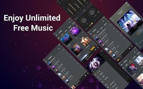 screenshot of Music Player- Free Music & Mp3 Player version 1.1.1