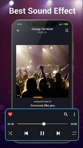 screenshot of Music Player- Free Music & Mp3 Player version 1.2.2