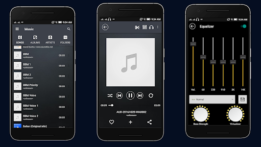 Download Music Player for Samsung Galaxy 1.2 APK