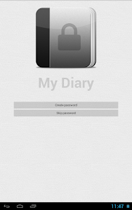 Download My Diary (gray) 1.3.5 APK