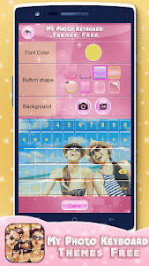Download My Photo Keyboard Themes Free 4.0 APK