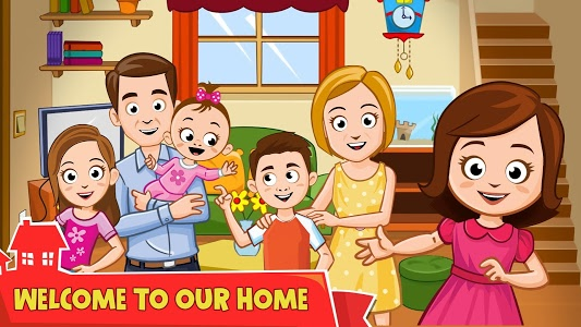 Download My Town : Home Dollhouse 5.21 APK
