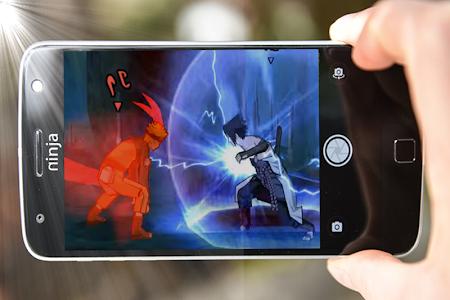Download Narutimate Ninja Storm Heros 2 APK