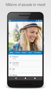 screenshot of Nearby - Chat, Meet, Friend version 1.50.19.2