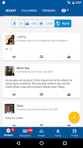 screenshot of Nearby - Chat, Meet, Friend version 1.45.11.2