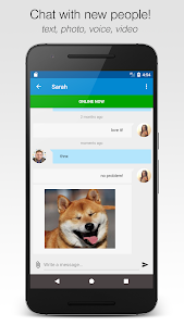 screenshot of Nearby - Chat, Meet, Friend version 1.50.1.2